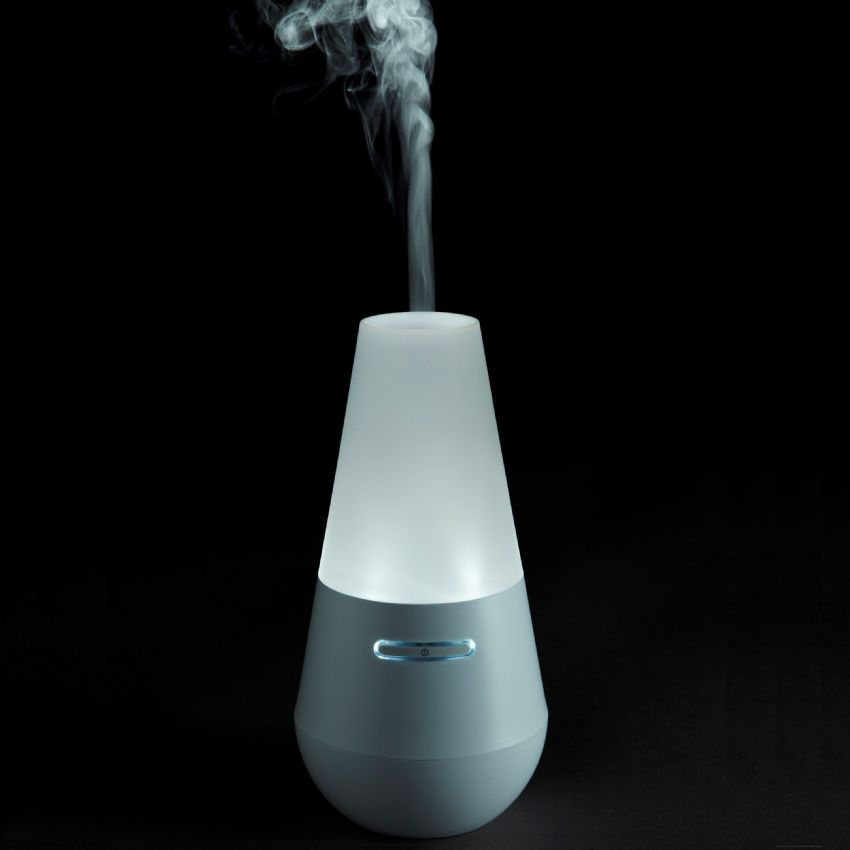 Enso White LED - Made By Zen Ultrasonic Aromatherapy Diffuser